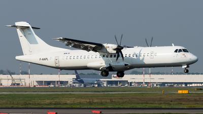 F-HAPL - ATR 72-212A(500) - Airlinair