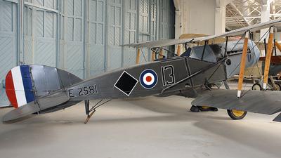 E2581 - Bristol Fighter F.2B - United Kingdom - Royal Air Force (RAF)