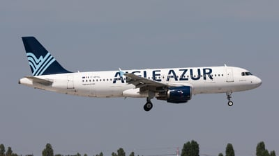 A picture of FHFUL - Airbus A320214 - [2180] - © Gilles ASTRE