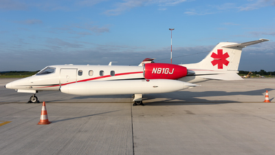 N81GJ - Bombardier Learjet 36A - Global Jetcare
