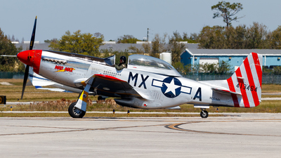 NL51MX - North American TF-51D Mustang - Private