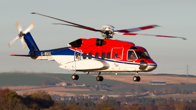 A picture of GWNSL - Sikorsky S92A Helibus - CHC Helikopter Service - © Ethan Hew - p_nilly