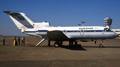 UN-87920 - Yakovlev Yak-40 - Zhezair