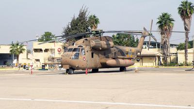 065 - Sikorsky CH-53 Yasur 2025 - Israel - Air Force