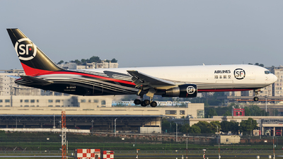 A picture of B20A2 - Boeing 76736D(ER)(BCF) - SF Airlines - © Mr.Huang