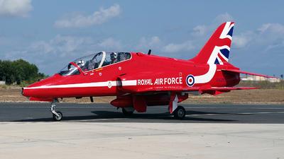 XX295 - British Aerospace Hawk T.1 - United Kingdom - Royal Air Force (RAF)