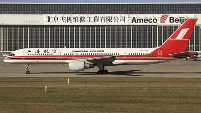 B-2850 - Boeing 757-231 - Shanghai Airlines