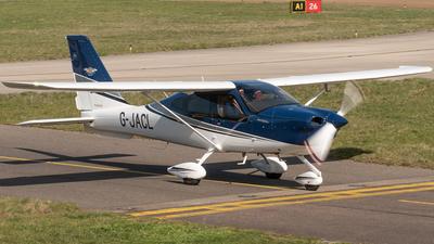 G-JACL - Tecnam P2010 Mk.II - Aero Club - Jersey