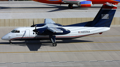 N991HA - Bombardier Dash 8-Q202 - US Airways Express (Mesa Airlines)