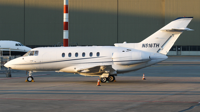 A picture of N516TH - Hawker 800XP - [258418] - © C. v. Grinsven