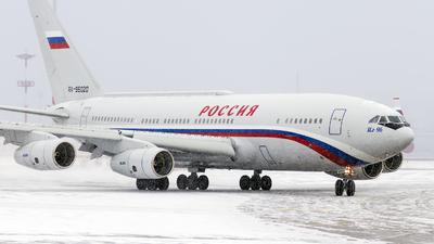 RA-96020 - Ilyushin IL-96-300PU - Russia - State Transport Company