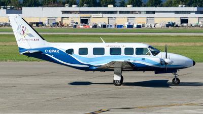 C-GPAK - Piper PA-31-350 Chieftain - Iskwew Air