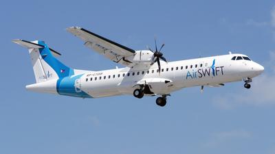 RP-C7201 - ATR 72-212A(600) - AirSwift