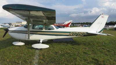 N12192 - Cessna 172M Skyhawk - Private