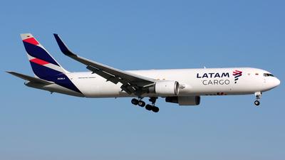 N538LA - Boeing 767-316(ER)(BCF) - LATAM Cargo