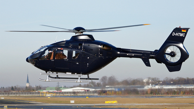 A picture of DHTMC - Airbus Helicopters H135 - HTM Helicopter Travel Munich - © Hugo Schwarzer