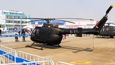 B-X705 - MBB Bo105DBS-5 - Private