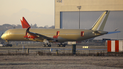 F-WZFF - Airbus A350-941 - Airbus Industrie