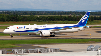 JA928A - Boeing 787-9 Dreamliner - All Nippon Airways (Air Japan)