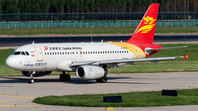 B-6178 - Airbus A319-132 - Capital Airlines
