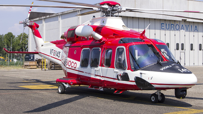 VF-145 - Agusta-Westland AW-139 - Italy - Vigili del Fuoco