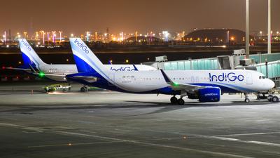 VT-IZB - Airbus A320-271N - IndiGo Airlines