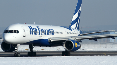 OH-AFI - Boeing 757-2K2 - Air Finland