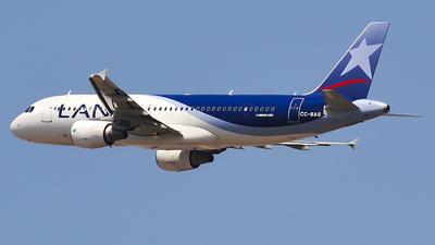 CC-BAS - Airbus A320-214 - LAN Airlines