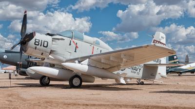 135018 - Douglas EA-1F Skyraider - United States - US Navy (USN)