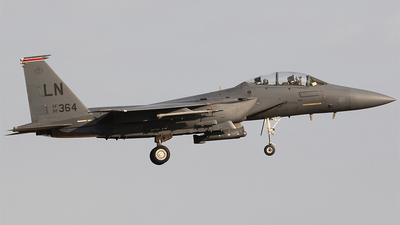 92-0364 - McDonnell Douglas F-15E Strike Eagle - United States - US Air Force (USAF)