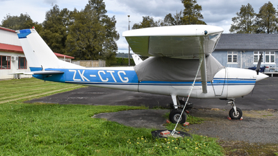 ZK-CTG - Cessna 150H - Private