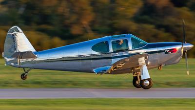 N2319B - Temco GC-1B Swift - Private