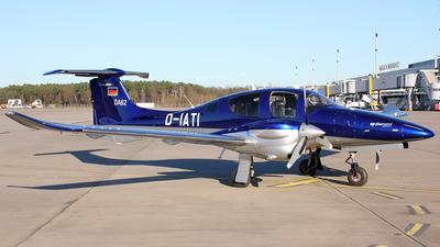 D-IATI - Diamond Aircraft DA-62 - Private