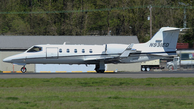 N931ED - Bombardier Learjet 31A - Private