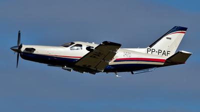 PP-PAF - Socata TBM-850 - Private