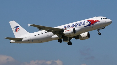 YL-LCS - Airbus A320-214 - Travel Service (SmartLynx Airlines)