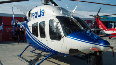 EM-7111 - Bell 429 Global Ranger - Turkey - Police