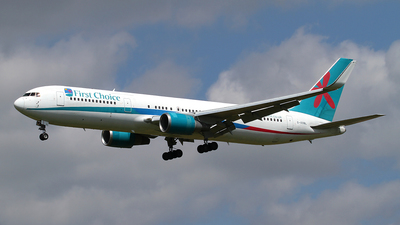 G-OOBL - Boeing 767-324(ER) - First Choice Airways