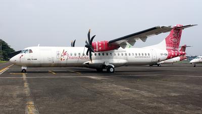 OY-YDN - ATR 72-212A(600) - TransNusa