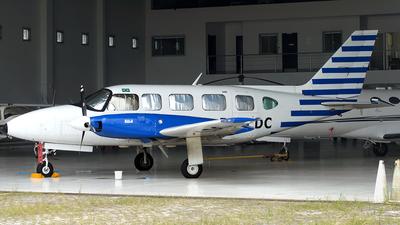 PT-LDC - Embraer EMB-820 Navajo - Base Aerofotogrametria