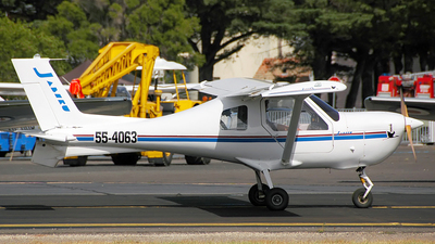 55-4063 - Jabiru LSA 55/3J - Private