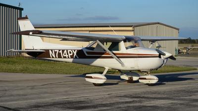 N714PX - Cessna 150M - Private