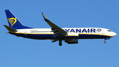 A picture of EIDWS - Boeing 7378AS - Ryanair - © francesco della santa