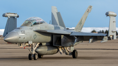168767 - Boeing EA-18G Growler  - United States - US Navy (USN)