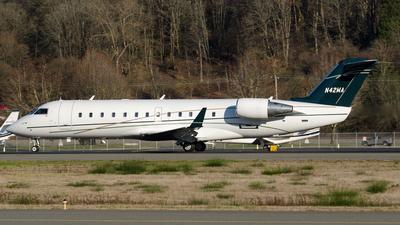 N42WA - Bombardier CRJ-200LR - Private
