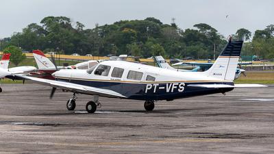 PT-VFS - Embraer EMB-720D Minuano - Stilus Taxi Aéreo