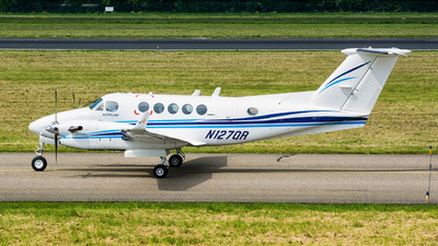 N127QR - Beechcraft B300 King Air - Private