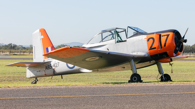 VH-WJE - CAC CA-25 Winjeel - Private