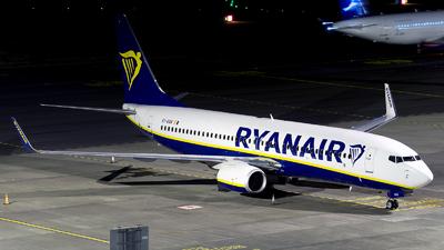 A picture of EIGXH - Boeing 7378AS - Ryanair - © Eduardo Paixao Silva