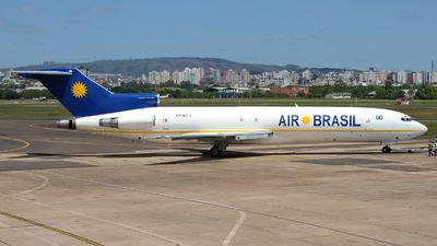 PR-MTJ - Boeing 727-2M7(Adv)(F) - Air Brasil Cargo